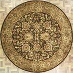 Persian Round Area Rug 62807 area rugs