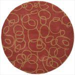 Tibetan Round Area Rug 62877 area rugs