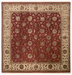 Persian Square Area Rug 63518 area rugs
