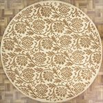 Modern Round Area Rug 63565 area rugs