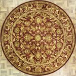 Persian Round Area Rug 63582 area rugs