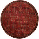 Persian Round Area Rug 63673 area rugs