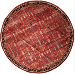 Persian Round Area Rug 63674 area rugs
