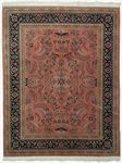 Persian Rectangular Area Rug 63690 area rugs