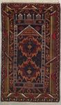 Baloochi Rectangle Area Rug 63810 area rugs