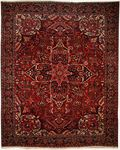 Heriz Rectangle Area Rug 63827 area rugs