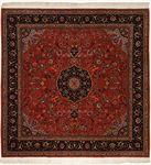 Tabriz Square Area Rug 63828 area rugs