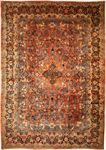 Sarouk Rectangle Area Rug 63899 area rugs