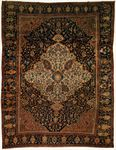 Sarouk Fara Rectangle Area Rug 63906 area rugs