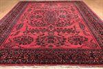 Sar/Mohajer Rectangle Area Rug 64035 area rugs