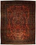 Persian Rectangular Area Rug 64535 area rugs