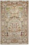 Persian Rectangular Area Rug 64972 area rugs